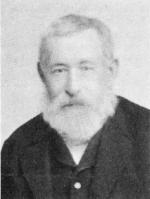 Kommandant Josef Merz 1865 - 1886